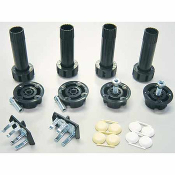 Plastic Levelers with ABS Sockets