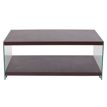 Wynwood Coffee Table with Shelves
