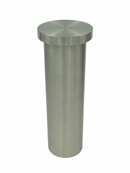 Stainless Steel Glass Counter Post