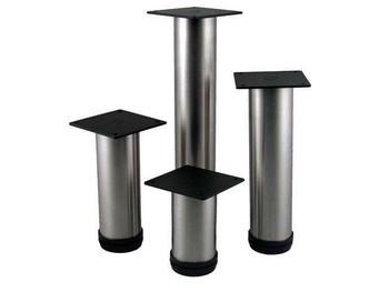 Stainless steel furniture legs