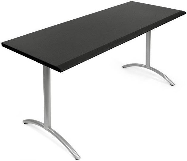 """24"""" Rectangle Bridges Dining Height Table"""