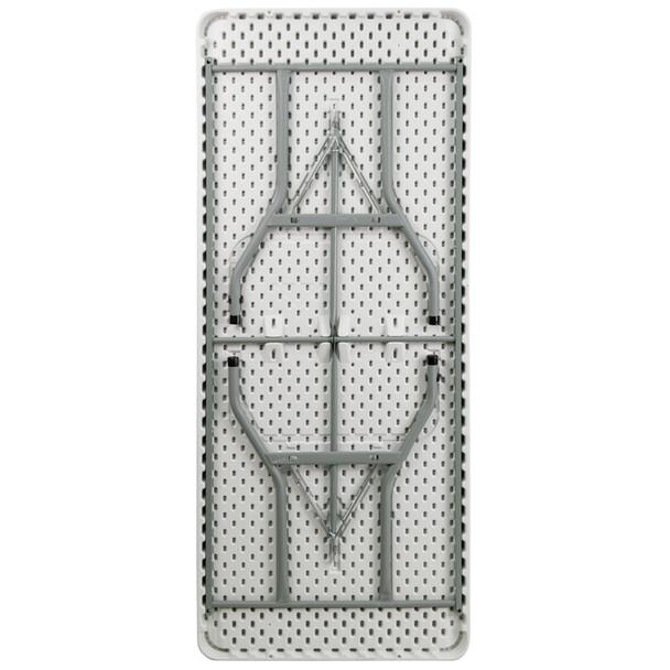 Rectangular Plastic Folding Table