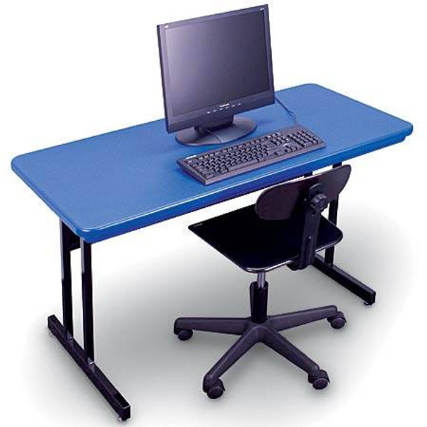 Desk Height Work Station - DH29-PLAS