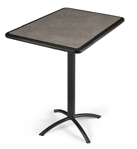 Rectangle Arches Pub Height Table