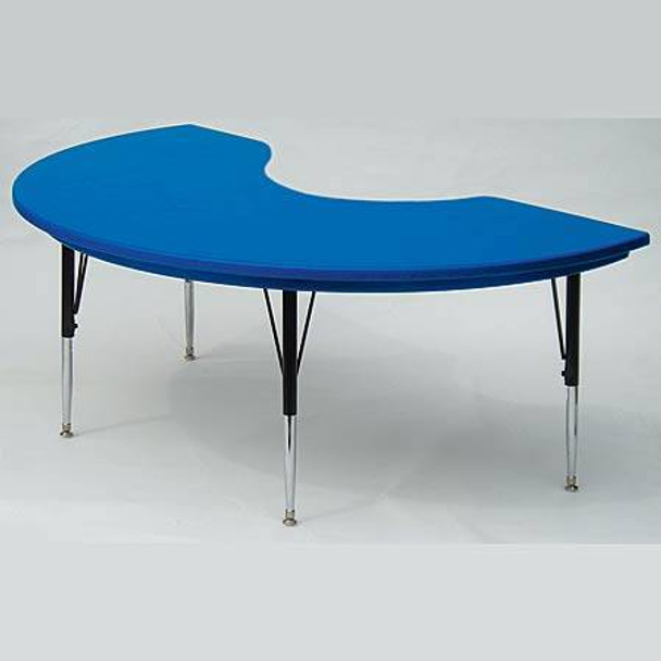 Kidney Shaped Activity Table
