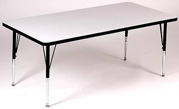 "36"" Wide Rectangular Activity Table"