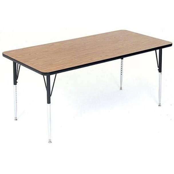 "30"" Wide Rectangular Activity Table"