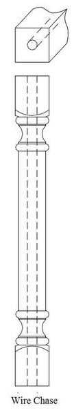 Tulip Leg - 3 Heights