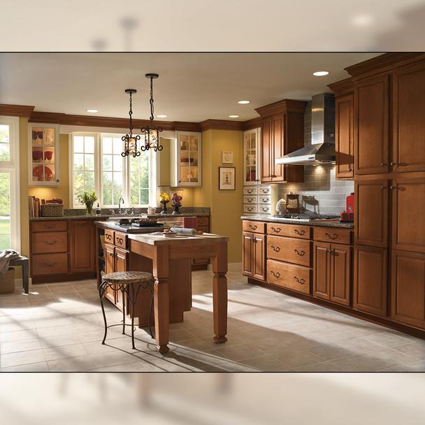 """29-1/4"""" Estate Square Dining Table Leg - BW040160"""