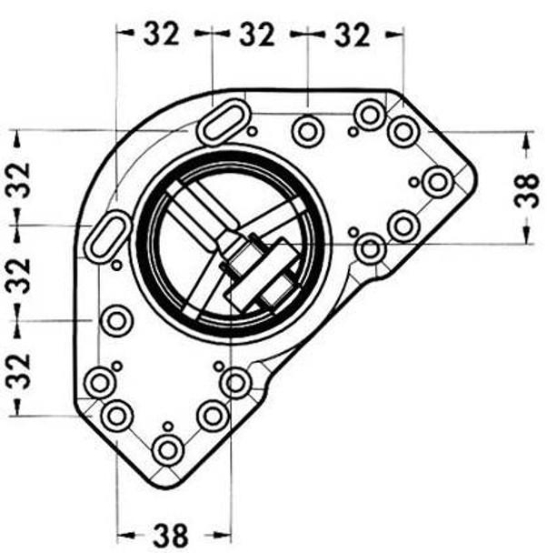 """Zoom 37"""" + 4"""" Rolling Legs - Set"""