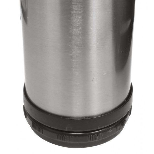"""40-3/4"""" tall Bar & Bistro Stainless Steel Post, 3"""" dia."""