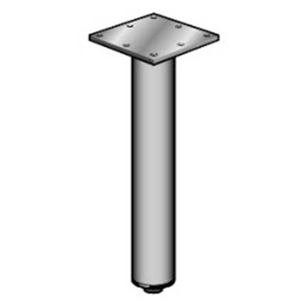 """6"""" Diameter Post With Welded Construction"""