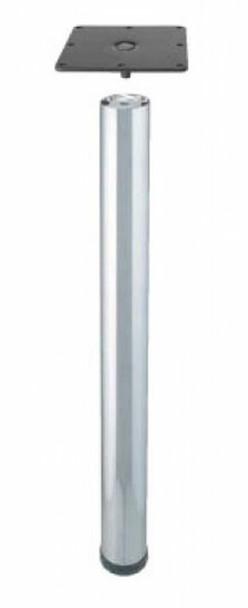 "28"" Desk Height Table Leg - Single Leg"