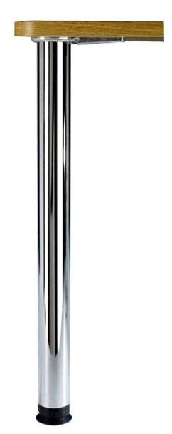 """34"""" + 4"""" Zoom Table Leg - Single"""
