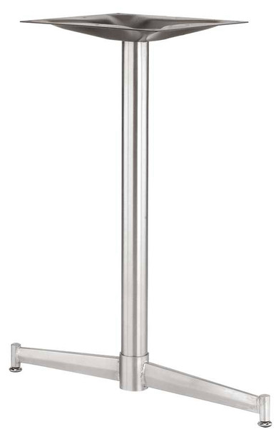 Turin Stainless Steel T-Base
