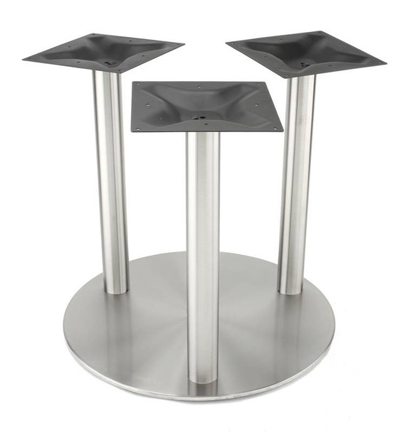 Trident Stainless Base