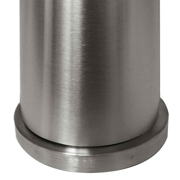 Bolt Down Small Foot Stainless Steel Post