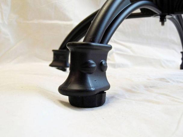 Buttress Decorative Cast Aluminum Base