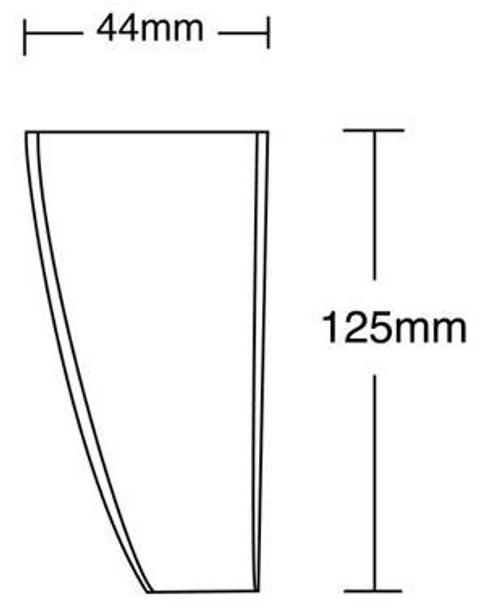 "4-7/8"" Decorative Triangle"