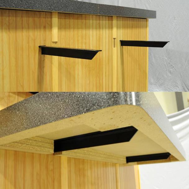 L-shaped Concealed Bracket