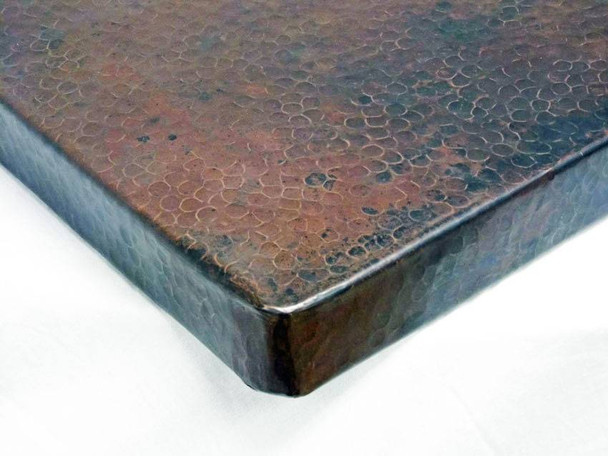 Copper Table Top - Square