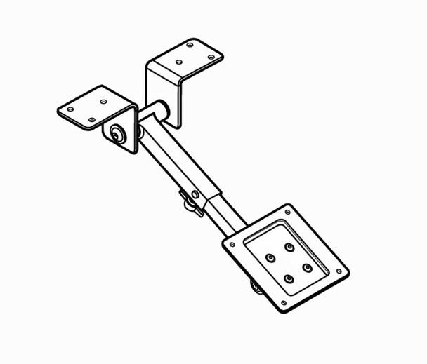 Flat Panel Display Adjustable Arm