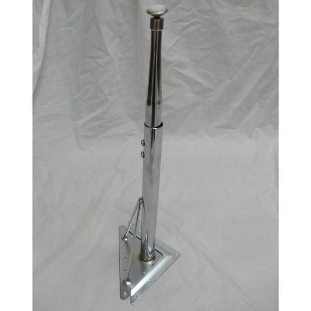 Adjustable Height Tapered Leg