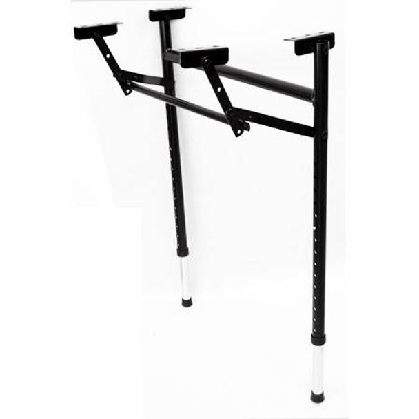"14"" Wide Adjustable H-Type Folding Legs"