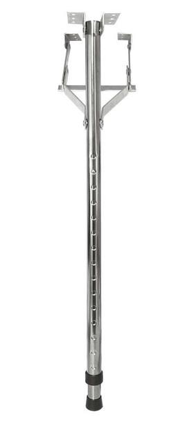 Height Adjustable Single Folding Table Leg
