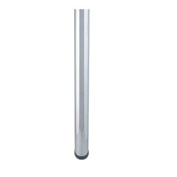 """40-1/4"""" x 3"""" Bar Height - Stainless Steel Leg"""