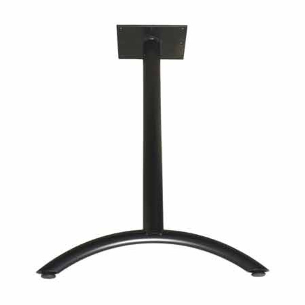 Arched T Shapped Table Leg