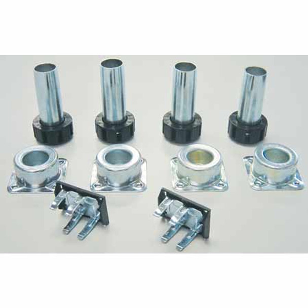 Metal Levelers with Metal Sockets