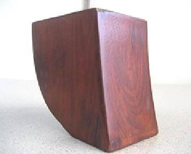 """3-1/8"""" Wood Leg"""