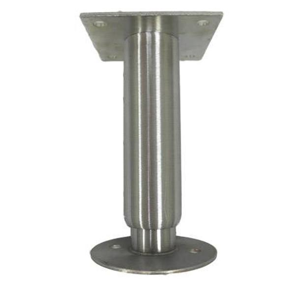 """6"""" Stainless Steel Bolt Down Leg - HDW517"""