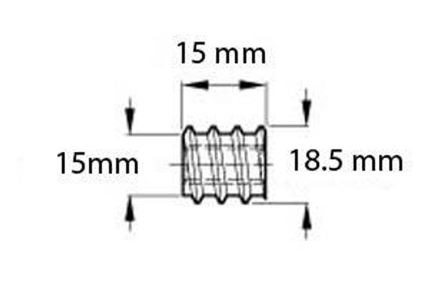 M10 Threaded Insert
