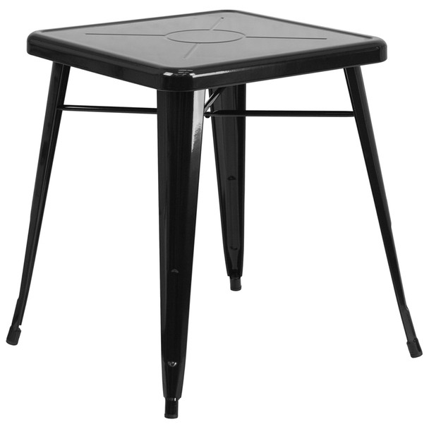 Square Metal Indoor-Outdoor Table - RST-SQ