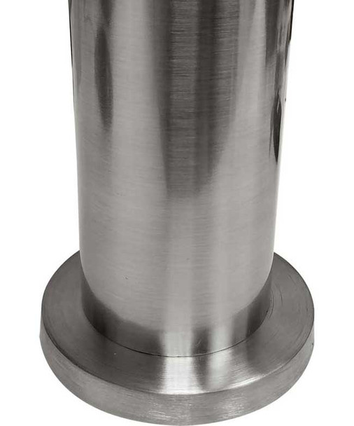 "34"" Stainless Steel Floor Mount Bolt Leg"