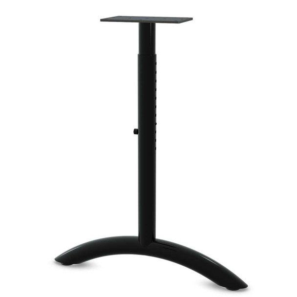 Adjustable Height Arched T-Shaped Base