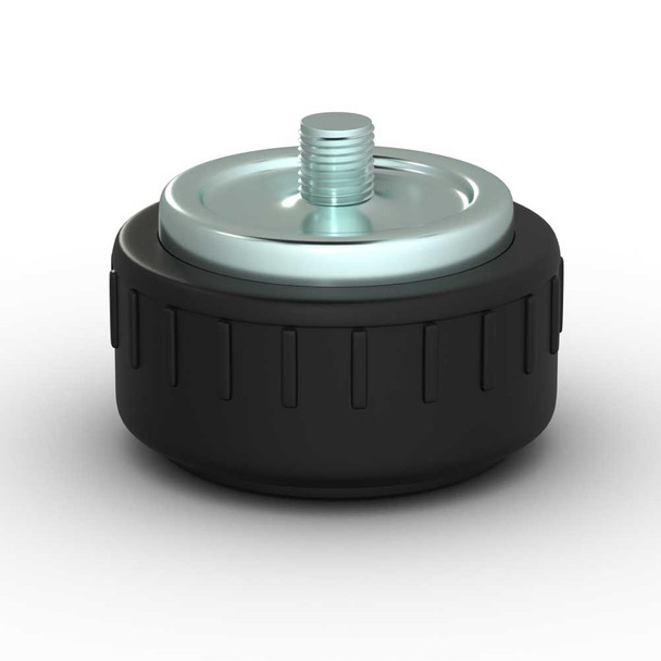 Contemporary Round Disc Base