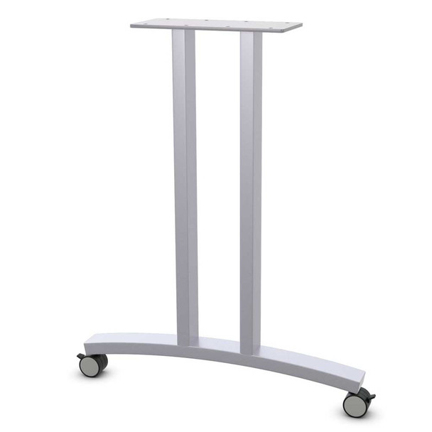 Dual Rectangular Column Arched T-Shaped Base