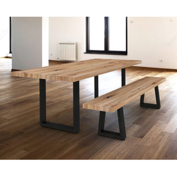 Tapered Bench Legs - Set of 2