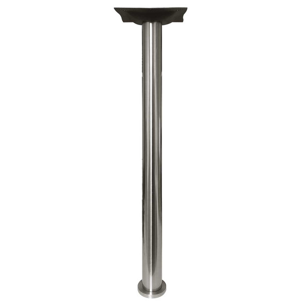 """34-1/4"""" Bolt Down Base with Stainless Steel Foot"""