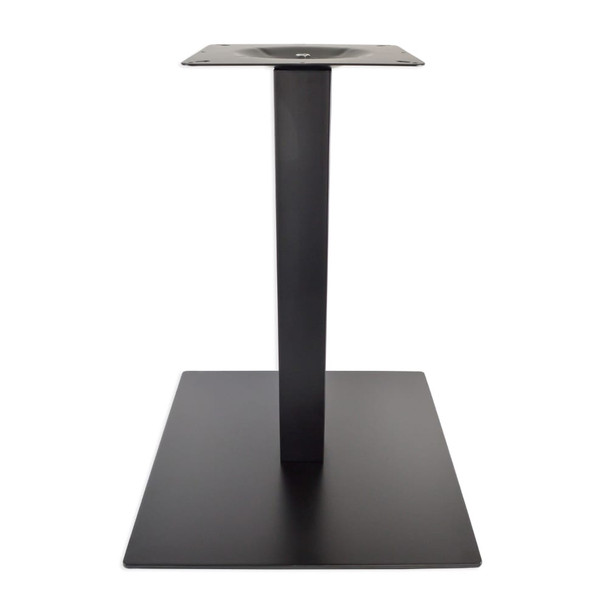 Positano Square Black Table Base
