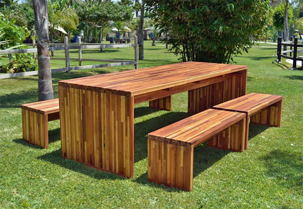 9 Wood Species Best for Outdoor Projects