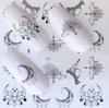 Water Transfer Nail Stickers (1,000 Design Bundle)
