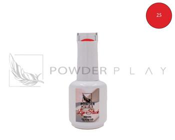 Lipstick Gel Polish # 25