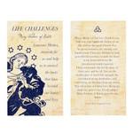 Mary Undoer of Knots Decade Rosary with Card