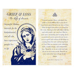 Our Lady of Sorrows Loss Rosary Decade with Prayer Card