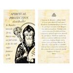 St. Benedict Matte Onyx Rosary