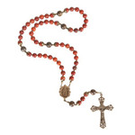 Handcrafted Divine Mercy Chaplet Rosary